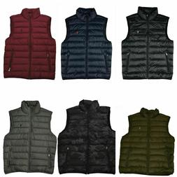 New With Tags Polo Ralph Lauren Men's Down Packable Puffer V