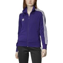 New Women's Adidas Originals Firebird Track Jacket   Collegi