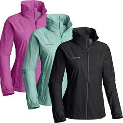 """New Womens Columbia """"Access Point II"""" Omni-Shield Packable R"""