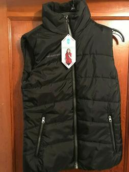 NEW Womens Free Country Down Alternative Ultrafill Puffer Ve