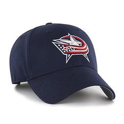 OTS NHL Columbus Blue Jackets All-Star MVP Adjustable Hat, N