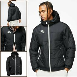 Nike Men's Sportswear Full-Zip Jacket Quick Drying Bungee Co