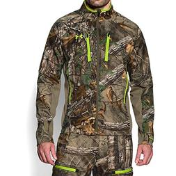 NWT XL UNDER ARMOUR Camo Hunting STORM 2 Jacket MOSSY OAK Sc