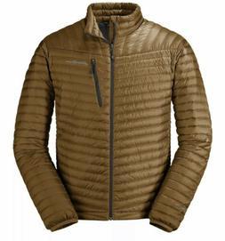 NWT Eddie Bauer Men's Jacket MicroTherm 2.0 StormDown 800 Br