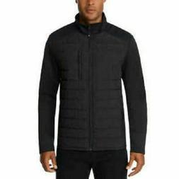 NWT Mens 32 Degrees WEATHERPROOF Black Down Coat Jacket Sz L