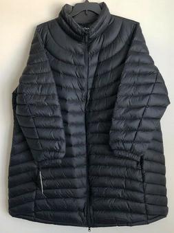 NWT Michael Kors Packable Down Parka Puffer Black Coat Jacke