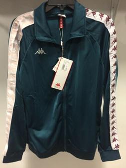 NWT KAPPA SLIM FIT activewear jacket JOGGING sport blazer zi