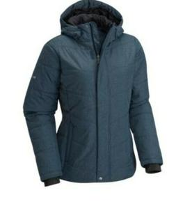 NWT Columbia Women's Hooded WinterJacket McCleary Pass - Sz