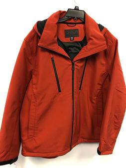 NWTS Michael Kors Men's Big & Tall Size 2XB Red Softshell Ou