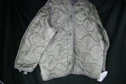 Nylon Cold Weather Military Field Jacket Liners Insulated Ar
