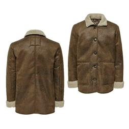 Only & Sons Laust Mens Big Size Winter Jacket Warm Casual Co