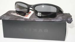 Oakley OO9200-07 Quarter Jacket® YOUTH FIT Black Sunglasses