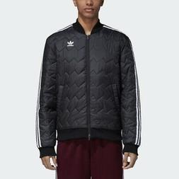 Adidas Originals SST Quilted Jacket Blac