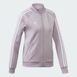 Adidas Originals SST Track Jacket Women's XS Soft Vision Lig