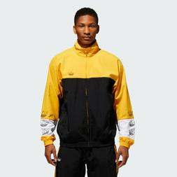 adidas Originals Tourney Warm-Up Jacket Mens Black Outdoor A