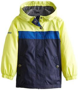 Osh Kosh B'gosh Boys' Fleece Lined Outerwear Jacket Size 2T