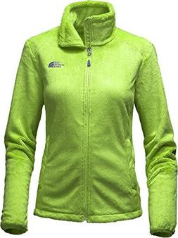 The North Face Women's Osito 2 Jacket,Sharp Green,US XS