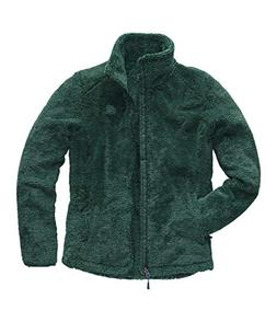 The North Face Women's Osito 2 Jacket - Botanical Garden Gre