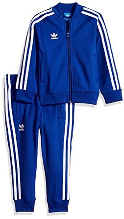 adidas Originals Outerwear Big Kids Superstar Track Suit, My