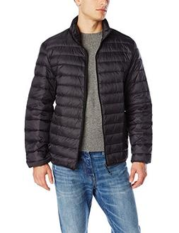 Hawke & Co Men's Packable Down Puffer Performance Jacket, He