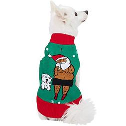 Uideazone Pet Love Holiday - Christmas Designer Dog Sweatshi