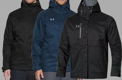 UNDER ARMOUR PORTER JACKET UA Storm ColdGear Infrared 3-in-1