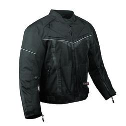 ProAir Motorcycle Jacket Waterproof with Armor Reflective To