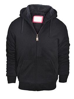 GEEK LIGHTING Mens Pull Zip Outdoor Warm Fleece Softshell Co