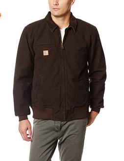 rare nwt discontinued bankston flannel lined bomber