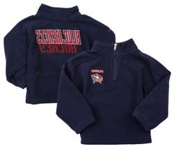 Reebok NHL Youth Columbus Blue Jackets The Flux 1/4 Zip Pull