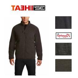 32 Degrees Men's Soft Sherpa Lined Fleece Jacket Zip Chest-P