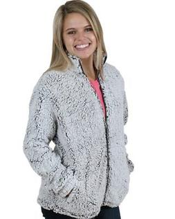 Boxercraft - Sherpa Women's Full-Zip Jacket - Q12