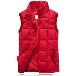 sleeveless jacket womens lightweight packable puffer down
