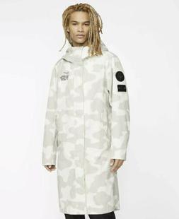 Nike Sportswear NSW Army light Camo Parka Long Fishtail Jack