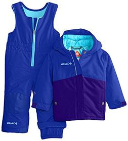 Columbia Sportswear Toddler Buga Set, Light Grape, 2T