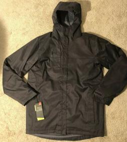 Under Armour Storm Porter 3 in 1 Jacket Coat Black 1300663 N