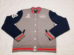 Super Mario, baseball jacket sweatshirts men/boy fashion coa