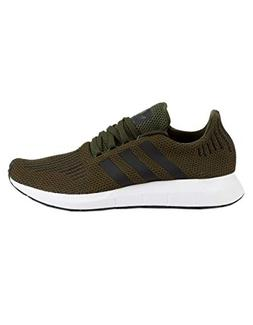adidas Originals Men's Swift Running Shoe, Night Cargo/Black