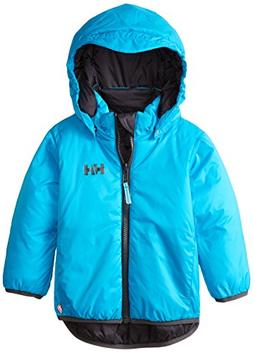 Helly Hansen Kid's Synergy Jacket, Frozen Blue, 2