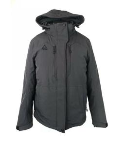 Gerry Systems Men's 3 in 1 Jacket with Removable Hood Grey