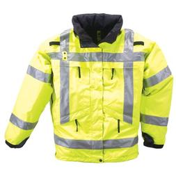 5.11 Tactical #48033 3-in-1 High Visibility Reflective Parka