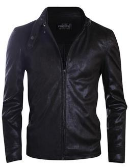 TAM WARE Mens Premium Sim Fit Rider Modern Waister Jacket