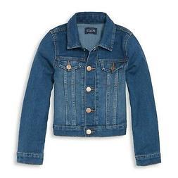 The Children's Place Girls' Denim Jacket Azurewash Big Girls