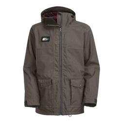 tight ship jacket men s graphite gray