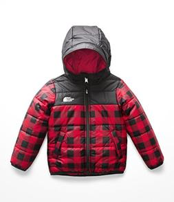 The North Face Todd Boys Reversible Perrito Jacket - TNF Red