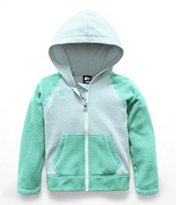 The North Face Todd Glacier Full Zip Hoodie - Origin Blue -
