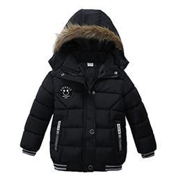 Sunbona Toddler Baby Boys Autumn Winter Down Jacket Coat War
