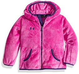 Under Armour Girls' Toddler ColdGear Cozy Hooded Jacket with