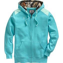 Legendary Whitetails Ladies Traveler Hooded Sweatshirt Jacke