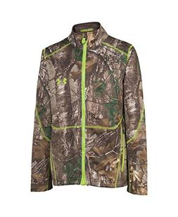 Under Armour Boys' UA ColdGear Infrared Scent Control Jacket